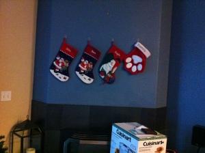 2012 Stockings