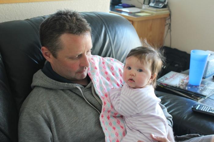 Chloe & Uncle Mike