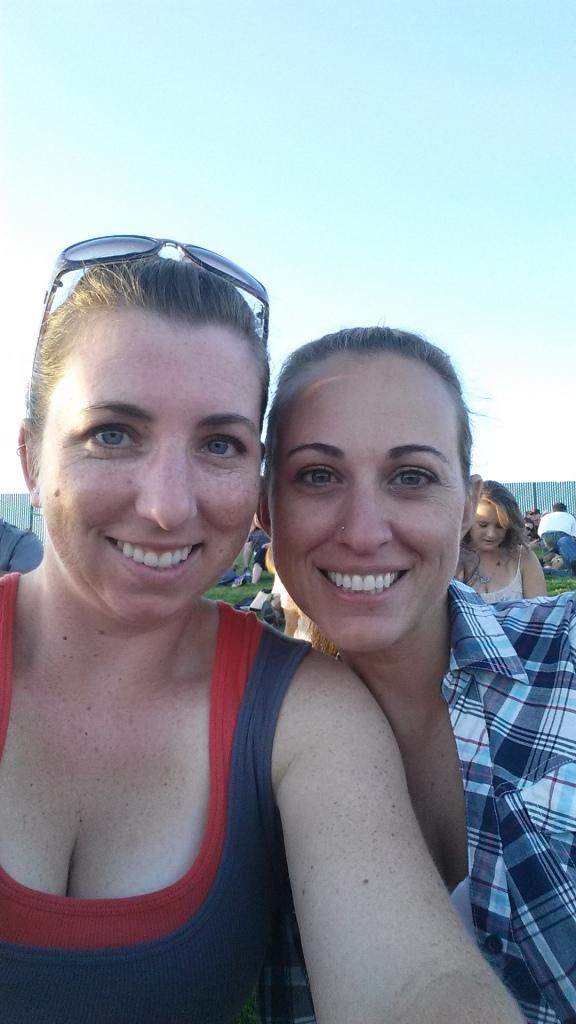 Amber & I