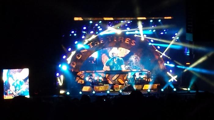 Brad Paisley's Stage
