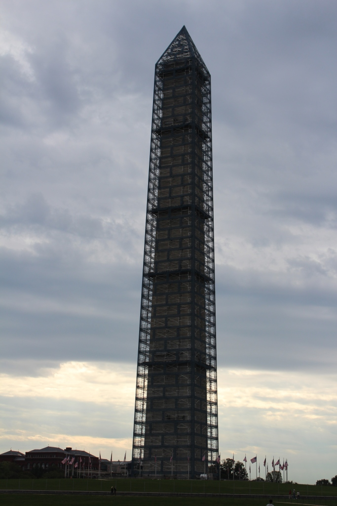 Washington Monument Getting A Face Lift