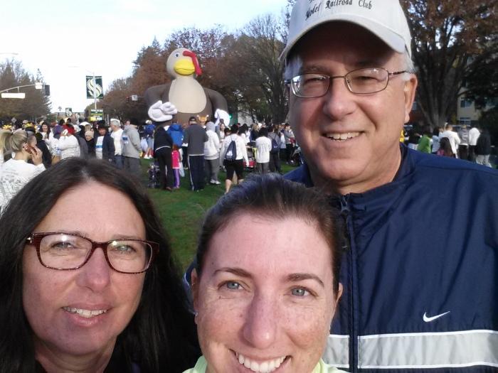 Mom, Dad, & I