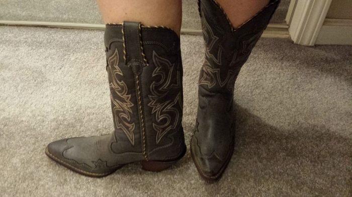 New Cowboy Boots