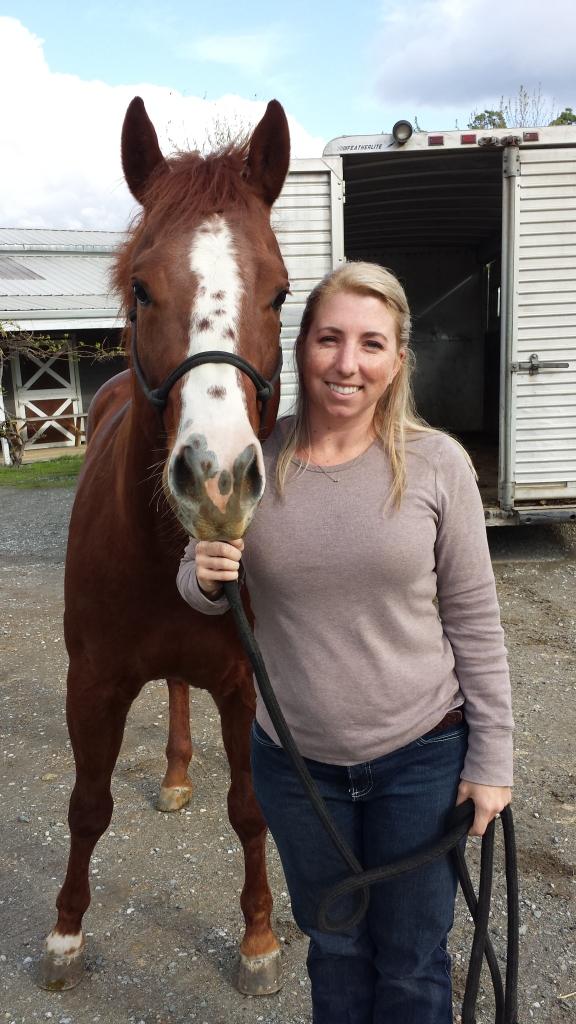Me & My Horse!