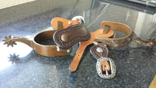 My New Spurs