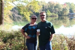 Mike & I At Central Park